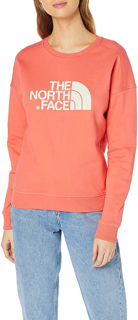 THE NORTH FACE Women's Drew Peak Crew Pullover - £20.17 @ Amazon