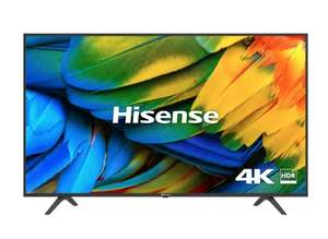 Hisense 55B7100UK 55 inch 4K Ultra HD HDR Smart LED TV Freeview Play with 6 Year Guarantee £349 at Richer Sounds (Available instore)