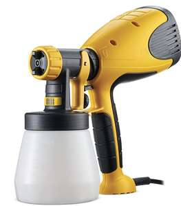Wagner W 100 Electric Paint Sprayer £40 at Amazon