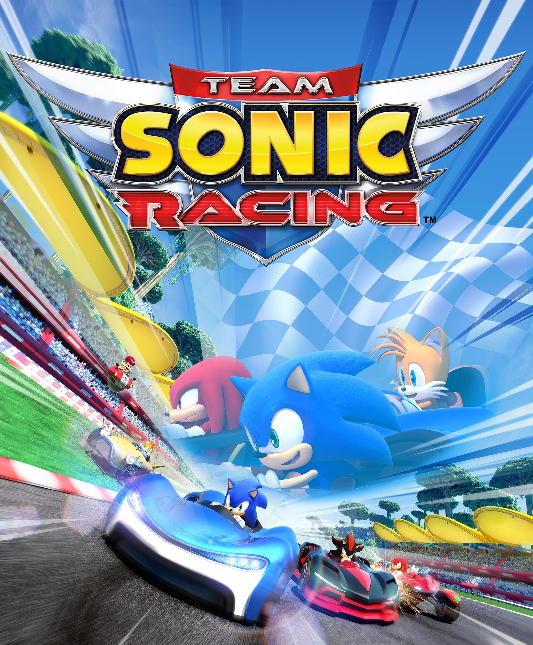 [Steam] Team Sonic Racing - £8.81 - 2Game (Sonic & SEGA All-Stars Racing - 94p)