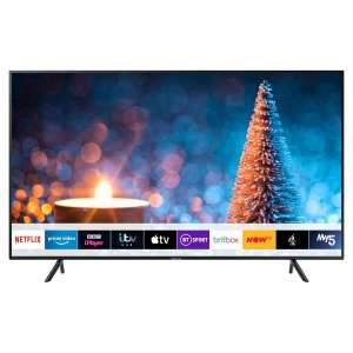 "Samsung UE70RU7020 70"" HDR 4K Smart TV with Apple TV £709 Hughes"