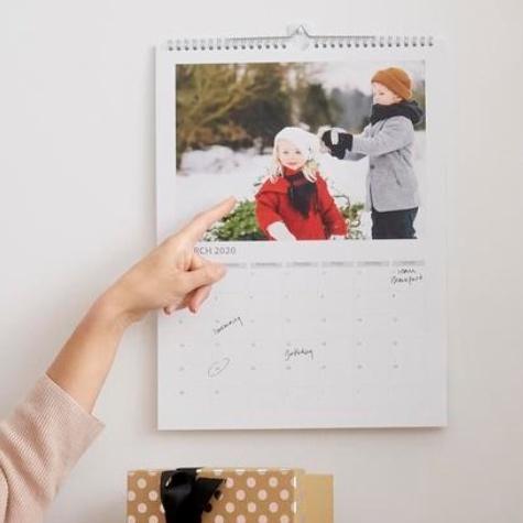 Photobox 13 pic calendar by paying £4.99 postage via O2 Priority