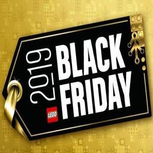 LEGO Shops Largest Black Friday Event (Starts 23th November)