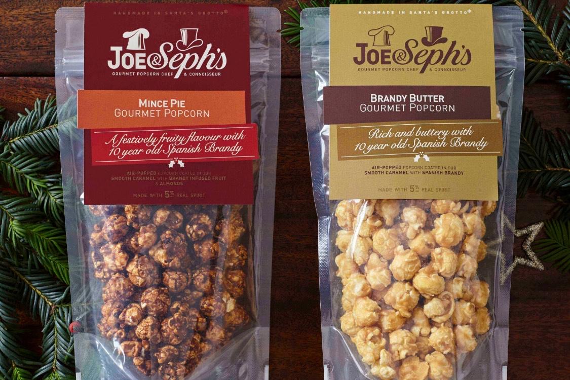 £9.05 off ANY 6 Large Joe & Seph's gourmet popcorn!