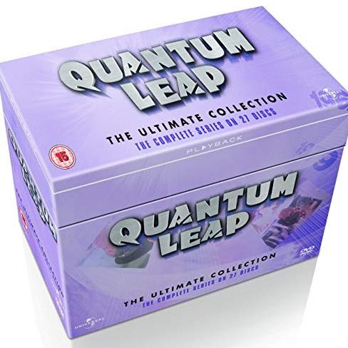 Quantum Leap - The Complete Series 1-5 DVD Box Set £11.80 Prime delivered (+£2.99 non prime) @ Amazon