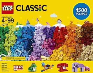 LEGO 10717 Classic Extra Large Stone Box £25 (click and collect) @ Asda / George