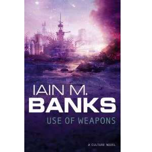Amazon Kindle - Use of Weapons by Iain M. Banks 99p