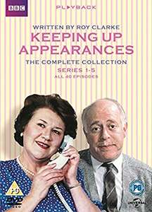 Keeping Up Appearances - The Complete Collection [2013] Dvd Box Set £7.54 at Amazon