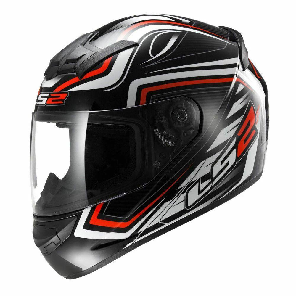 LS2 FF353 Rookie Ranger Motorcycle Crash Helmet XL £24.99 @ bdlamotorbikes / eBay
