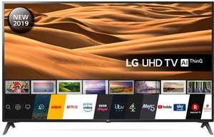 """LG 70UM7100PLA 70"""" Smart 4K Ultra HD TV with HDR10, True Colour Accuracy and Freeview Play £724 @ Highes / eBay"""