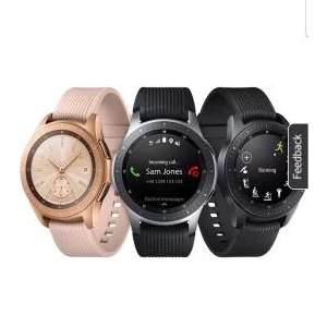 Samsung Galaxy watch 42mm £179 or £129 after trade in at Samsung Store