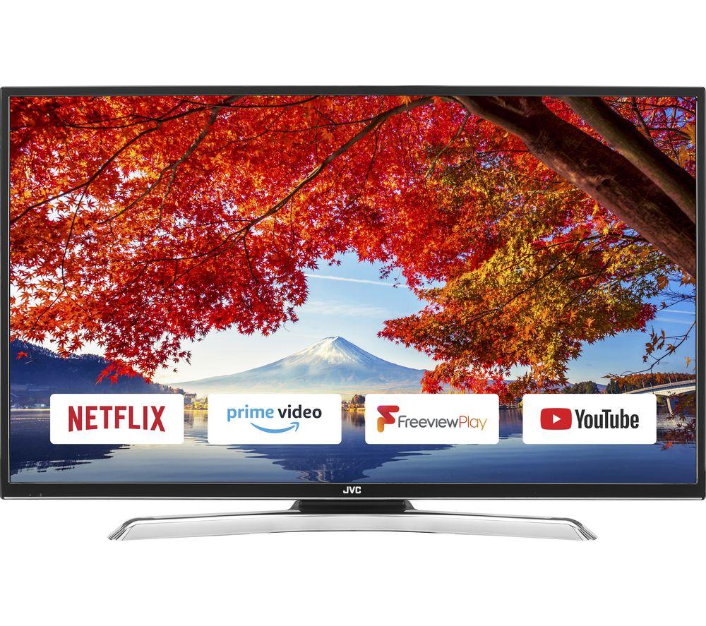 """JVC LT-39C790 39"""" Smart HD LED TV £199 @ Currys"""