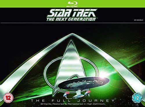 Star Trek: The Next Generation - Season 1-7 Blu-Ray complete boxset [Region Free] £41.30 @ Amazon