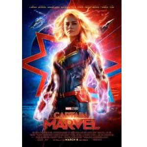 Captain Marvel - £7.99 @ iTunes Store