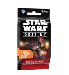 Star Wars Empire At War Booster Pack 49p / £1.89 delivered @ Magic Madhouse