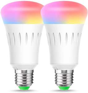 LOHAS E27 Smart Bulb RGB & White £14.94 - Sold by LED-365BUY and Fulfilled by Amazon (+£4.49 Non-prime)