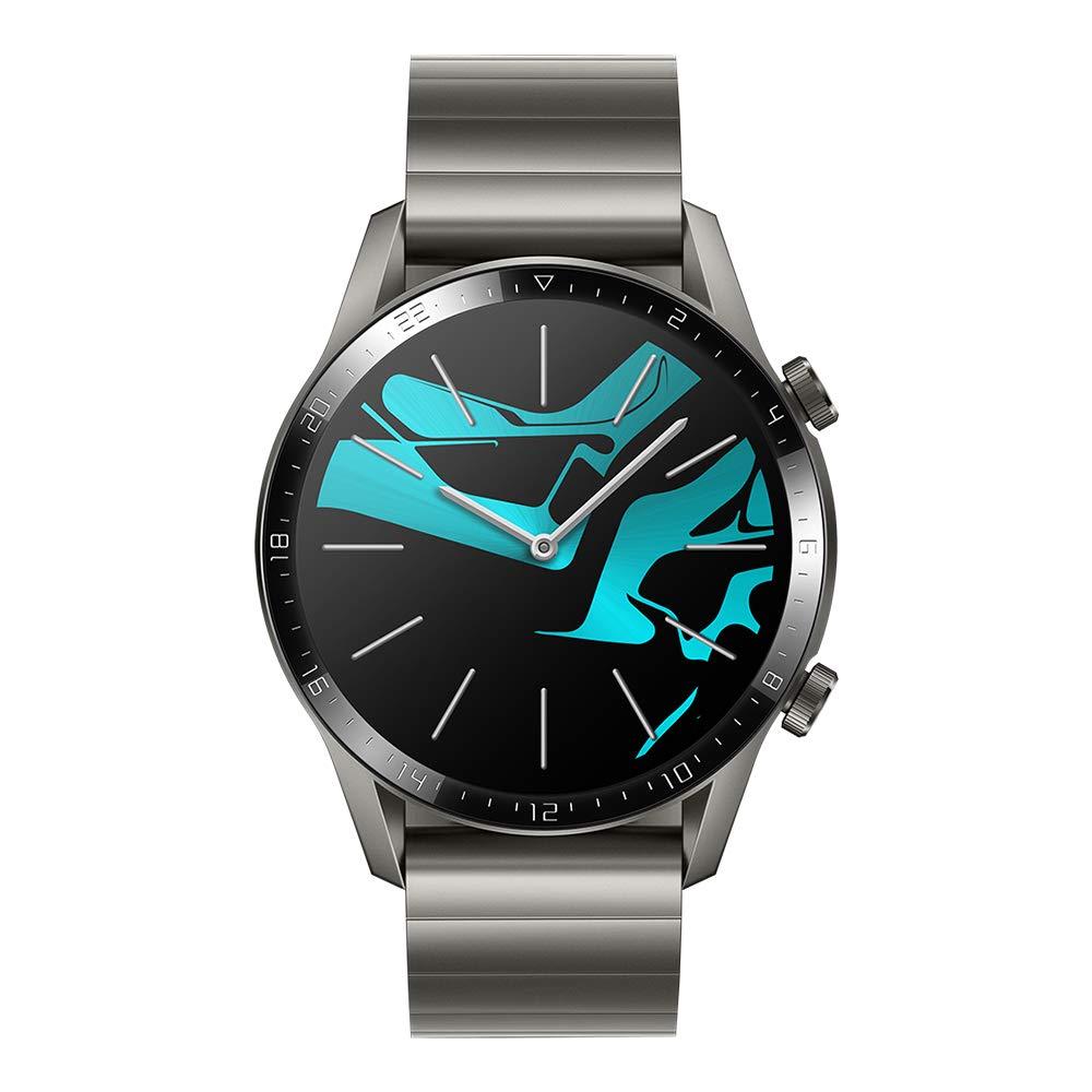 Huawei Watch GT2 Smartwatch - Elite 46mm (Latona B19b) Titanium £189.01 @ Amazon