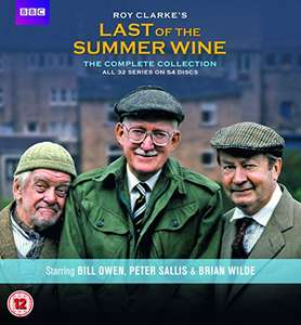 Last of the Summer Wine Complete Collection (54 DVDs) £33.81 @ Amazon