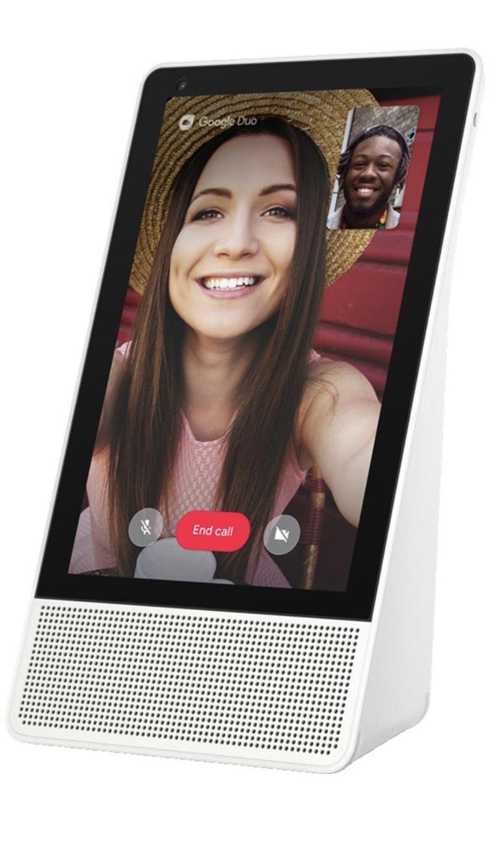 "Lenovo Smart Display with Google Assistant - 8"" Screen - Grey £79 at ao.com"