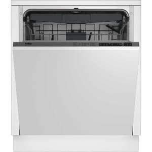 Beko DIN28R22 Fully Integrated Standard Dishwasher - £279.99 plus free next day delivery @ Boots Kitchen Appliances