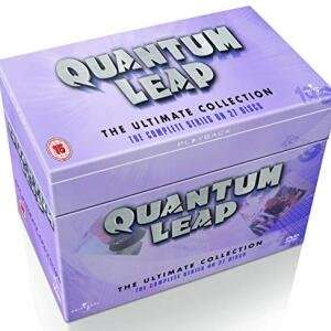 Quantum Leap - The Complete Series 1-5 DVD Box Set £11.81 delivered (£10.81 new customers with code) @ Zoom