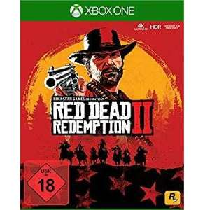 Red Dead Redemption 2 Standard Edition [Xbox One] - £22.48 @ Amazon Germany (£21.57 with a Fee free card)