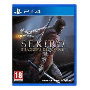 Sekiro Shadows Die Twice (PS4) - £27.99 delivered @ Monster Shop