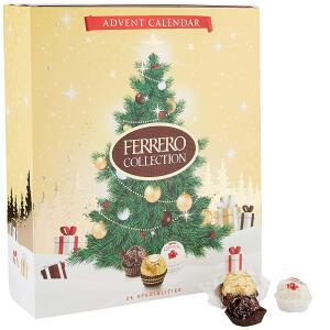 Ferrero rocher advent calendar - £9.99 (Prime) £14.48 (Non Prime) @ Amazon