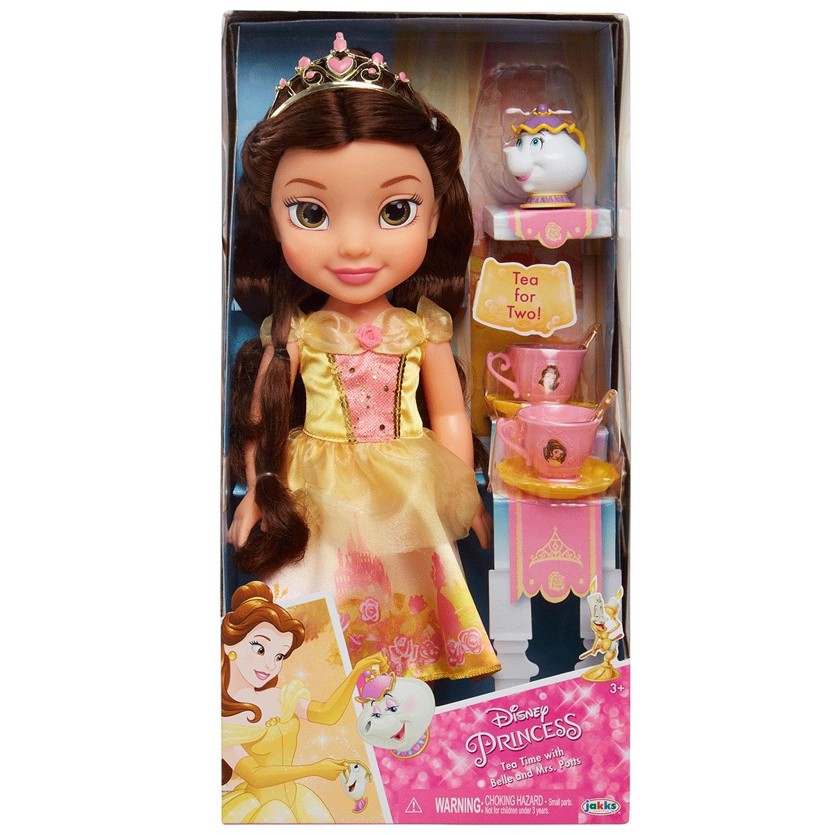 Disney princess Belle Toddler doll and tea set - £12.50 @ Morrisons (Morley)