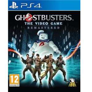 Ghostbusters The Video Game Remastered (PS4) for £18.49 delivered @ Monster Shop
