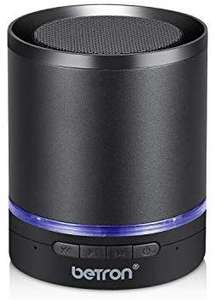 Betron A3 Bluetooth Wireless Speaker £7.99 (Prime) £12.48 (Non Prime) @ Sold by Betron Limited ( VAT Registered) and Fulfilled by Amazon.