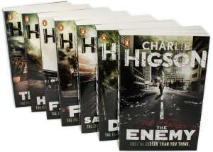 Charlie Higson 7 Books Collection The Enemy Series £15.99 Delivered @ Books2Door