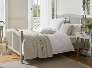 Provence Single Bed 30% off £696.50 at The White Company
