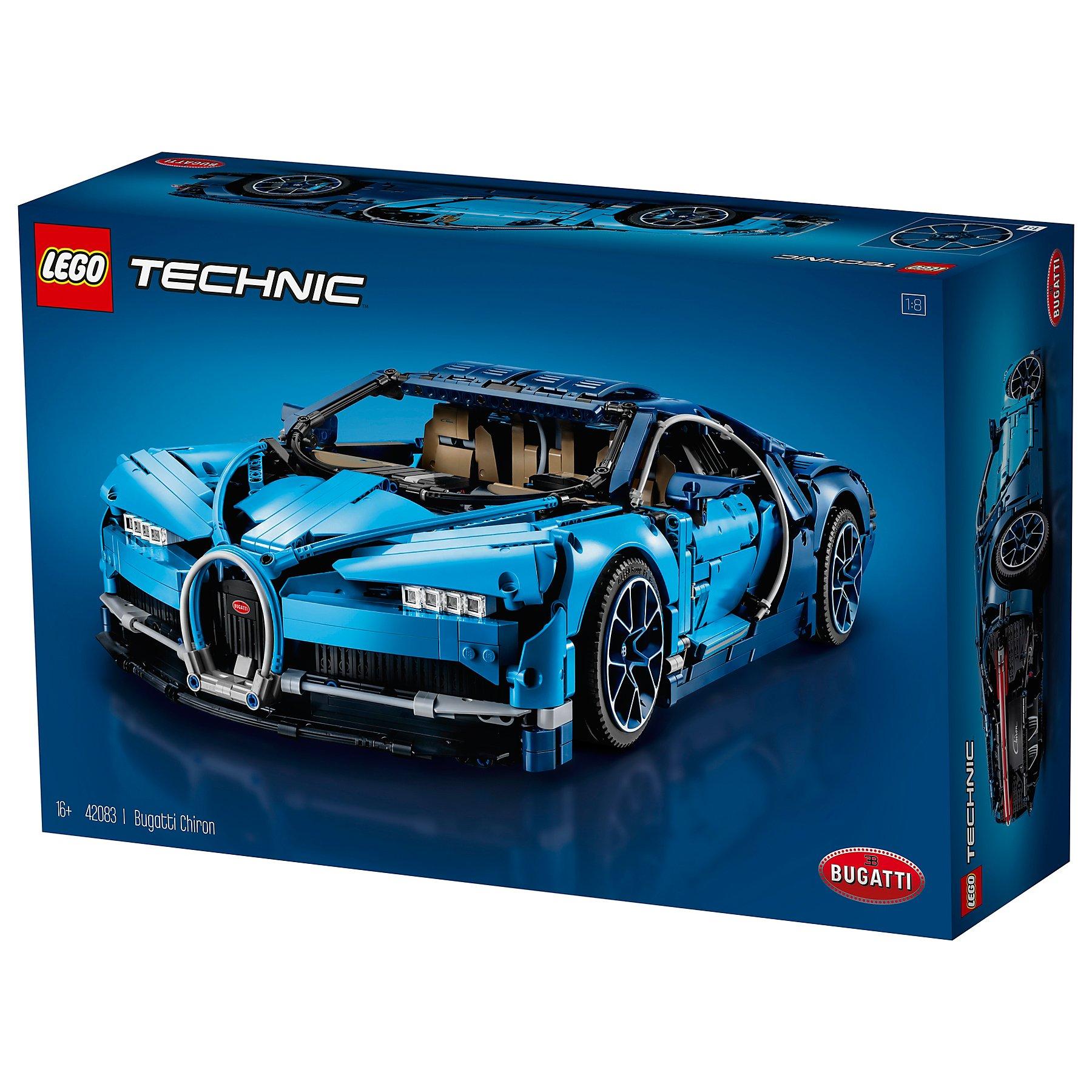 LEGO Technic - Bugatti - 42083 - £192.92 @ Asda George