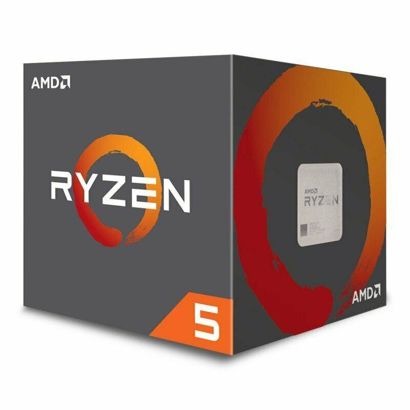 AMD Ryzen 5 2600 AM4 Processor with Wraith Stealth Cooler - £114.01 with code @ Ebuyer eBay