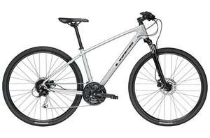 Trek Dual Sport 3 2019 Hybrid Bike for £400 Click & collect @ Evans Cycles