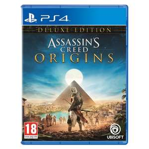 Assassin's Creed Origins - Deluxe Edition (PS4) £16.99 Delivered @ Monster-Shop