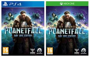 Age of Wonders: Planetfall - Day One Edition + Bonus DLC (PS4 / Xbox One) - £19.85 delivered @ Simply Games