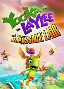 [Steam] Yooka-Laylee and the Impossible Lair PC - £10.47 @ Instant Gaming