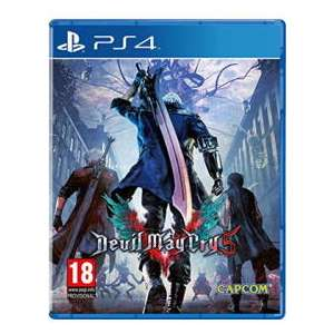 Devil May Cry 5 (PS4) - £15.85 delivered @ Base