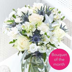 15% off Early Bird Christmas Flower Orders with voucher Code @ Flying Flowers