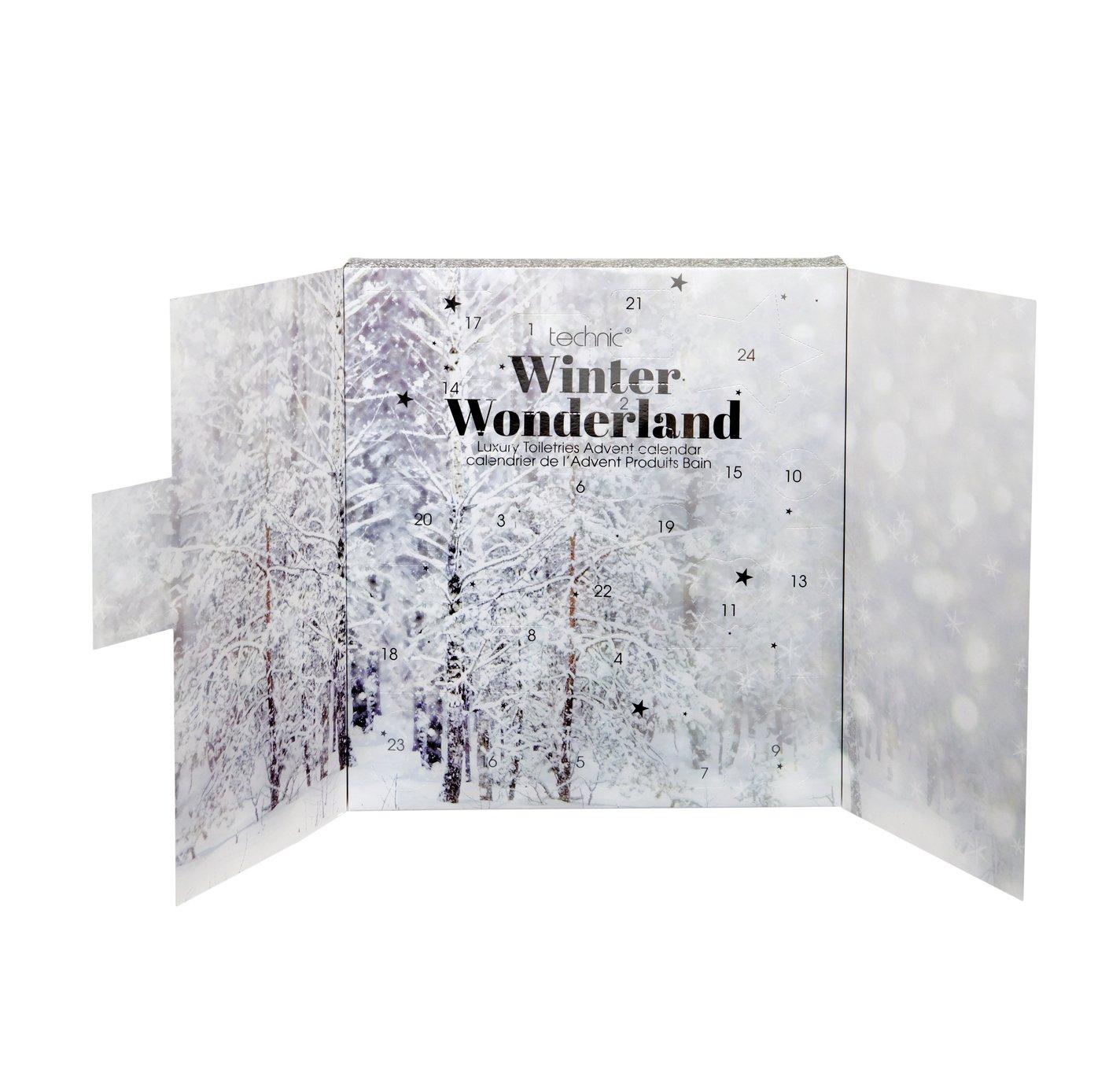 Technic Winter Wonderland 24 Day Luxury Advent Calendar £9.99 at Argos