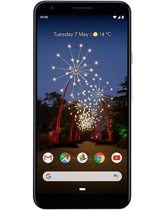 Google Pixel 3A £329 - Pixel 3A XL £399 - Pixel 4 64GB From £599 @ Google Store