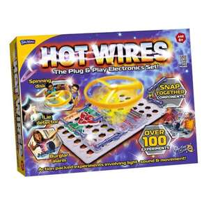 Hot Wires Electronics Kit from John Adams - £31 at Amazon