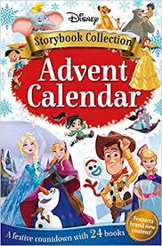 Disney Books Advent Calendar (£6.98 c&c or £8.98 delivered) @ TK Maxx
