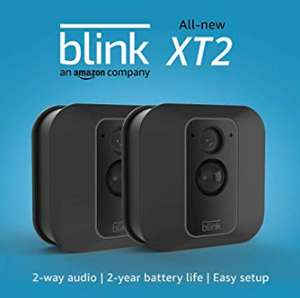 Blink XT2 two camera pack from Amazon.co.uk - £134.99
