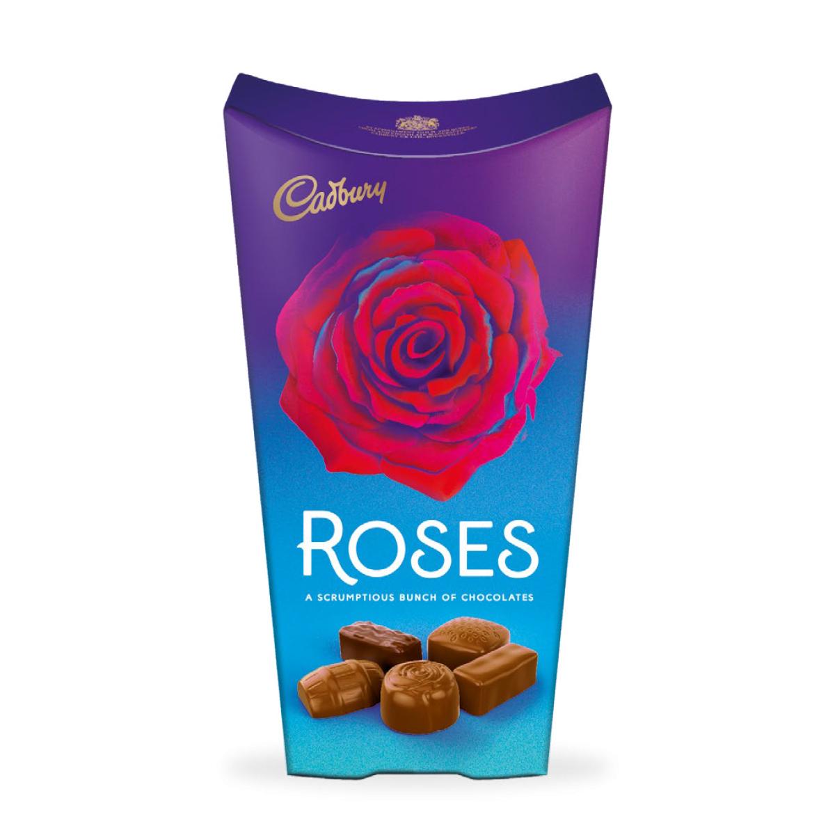 Cadbury Roses 186g - 75p @ Morrisons (Yeovil)