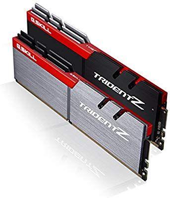 G. Skill 32GB (16GB X 2) Ram Trident Z Series DDR4 3600MHz PC4-28800 £151 @ Amazon Germany (£145.59 w/fee free card)