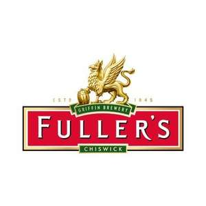 Up to 3 drinks for £1.74 each at any Fuller's pub
