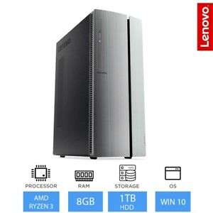 Lenovo IdeaCentre 510 Desktop Computer (AMD Ryzen 3 2200G / 8GB RAM /1TB HDD) £269.99 Delivered with code @ eBay / Laptop Outlet